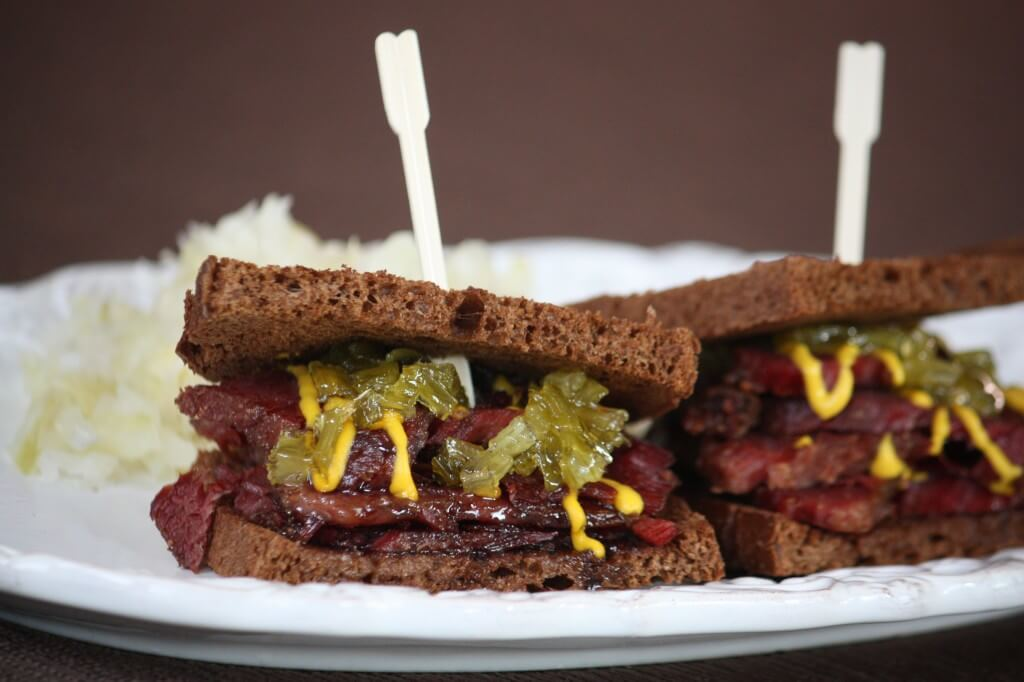 The Longest Route to a Delicious Reuben Sandwich… But You Can Call Her Ruby