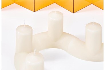 quadrant candle