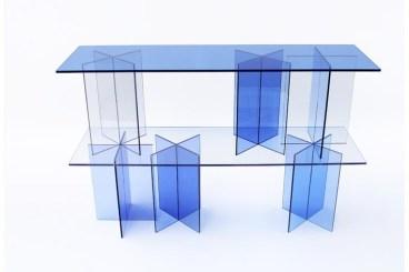 'vitrine' shelf system