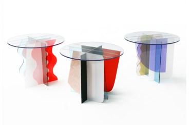 'tinge' side tables 2019