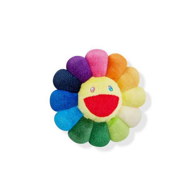 murakami flower plush