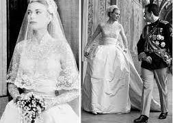 wedding, matrimonio, sposa, bride, wedding dress, abito sposa, celebrity, grace kelly, royal