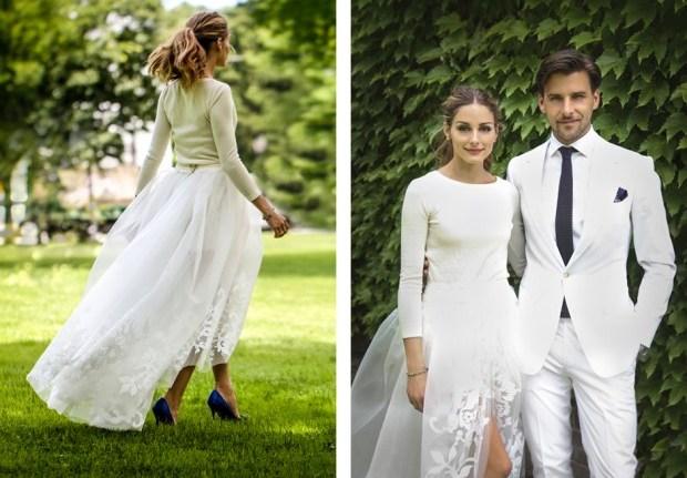 Matrimonio Natalizio Palermo : Il matrimonio di olivia palermo