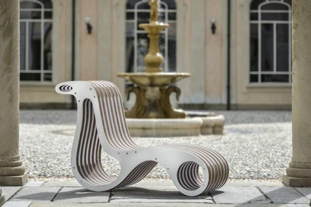 x2 Chair by Giorgio Caporaso