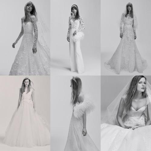 elie saab, bridal collection, bridal gown, wedding, matrimonio, abito da sposa, 2017