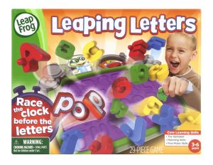 Leaprog Leaping Letters