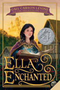 Best books for girls Ella Enchanted 336x500