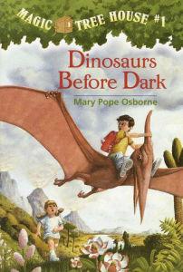 Best books for boys Magic Treehouse
