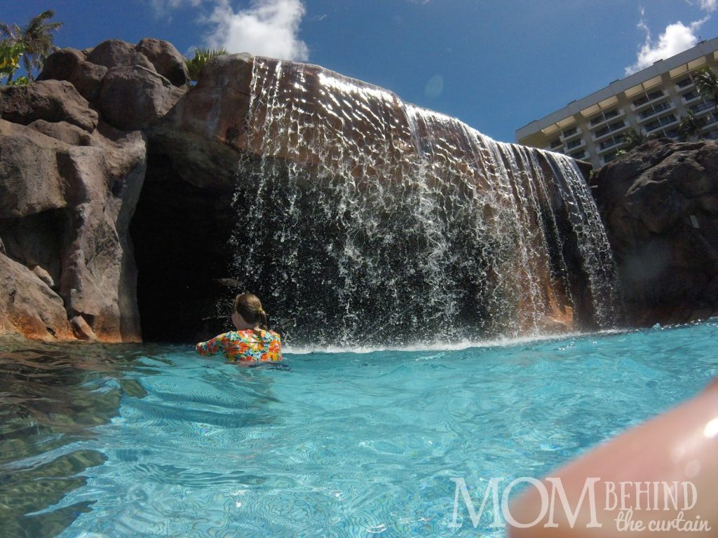 The best place to stay Maui - Hyatt Regency Resort pool