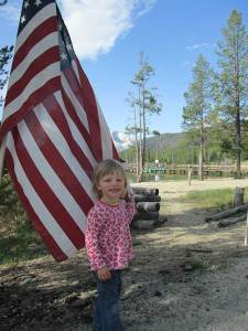 Jazmyn, daughter of Jami and Amy. Photo courtesy Helpusadopt.org.