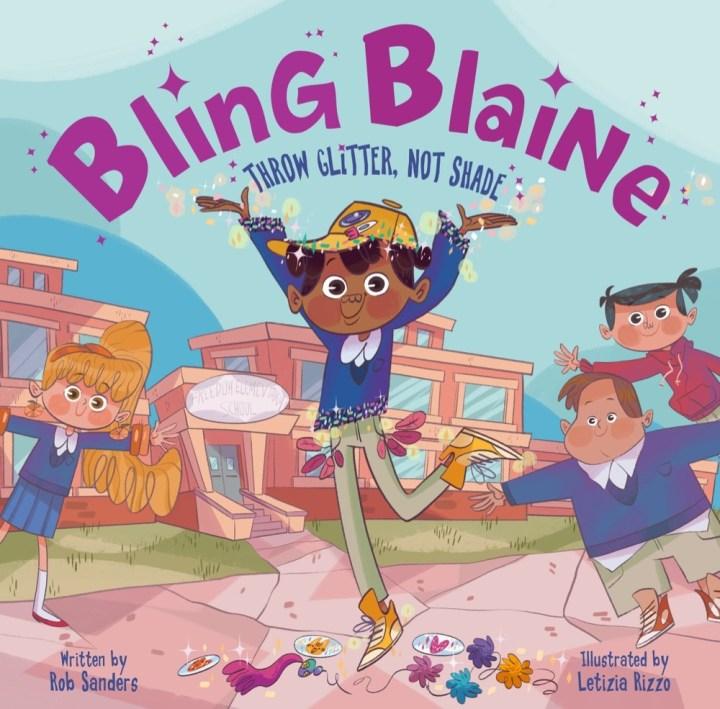 Bling Blaine - Rob Sanders