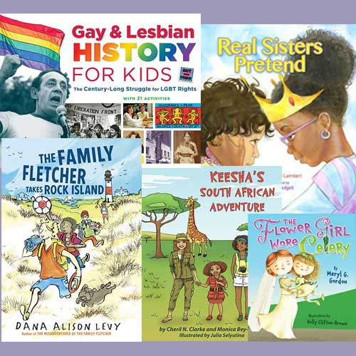 Over 100 Books For And About Kids Of Lgbtq Parents Mombian