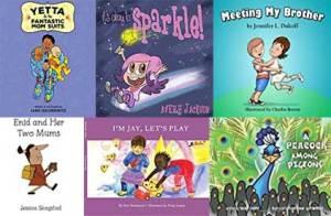 Self-published LGBTQ-inclusive Children's Books