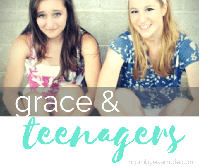 grace and teenagers