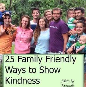 25 family friendly ways