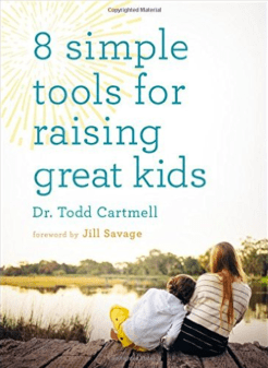 8 simple tools for raising great kids book