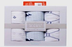100% Muslin Cotton Swaddle Blanket