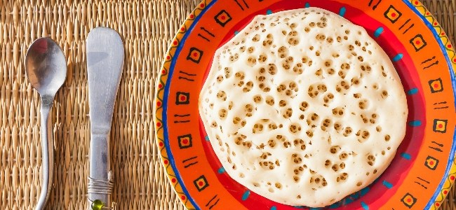 moroccan pancake recipe for baghrir
