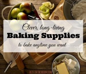 baking guide