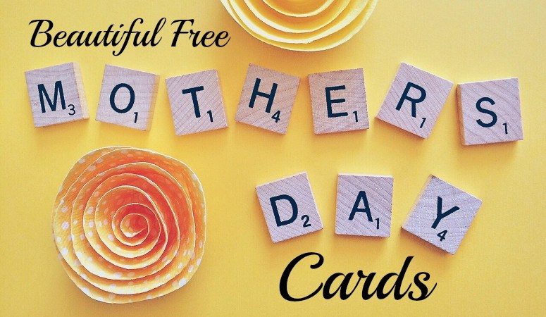 Beautiful Mother's Day Cards to Delight Mom