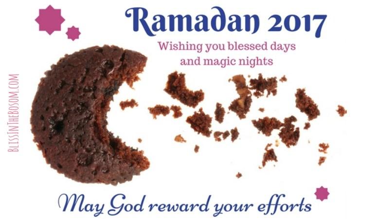 Happy Ramadan 2017! And a free Ramadan Card Printable