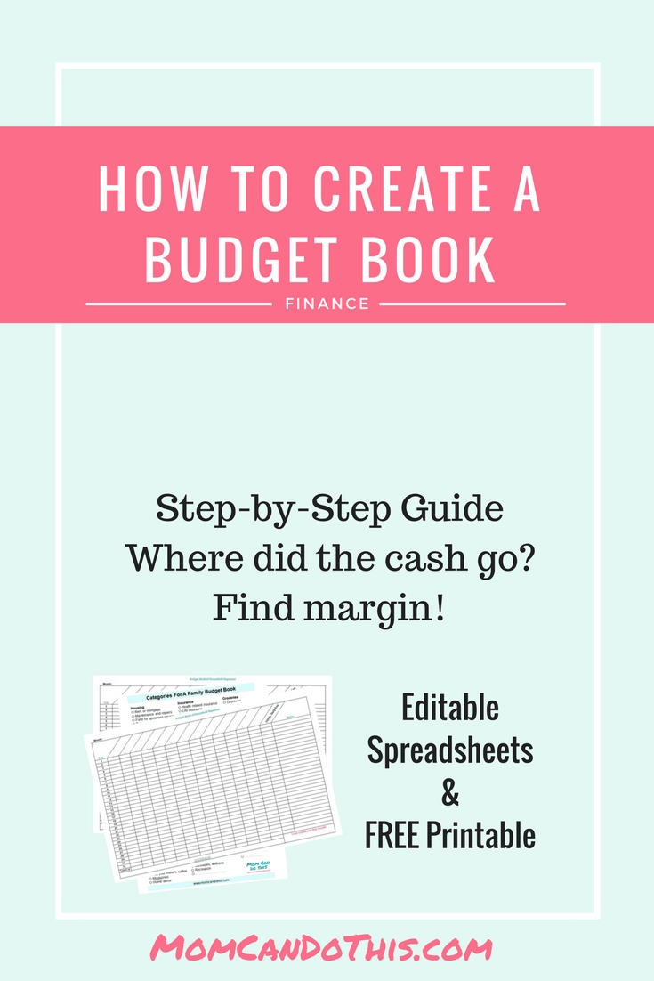 Budgeting For Beginners. Guide and printables for creating an effective budget book. Tips for Personal Finance Organization. Free Templates and Worksheets.