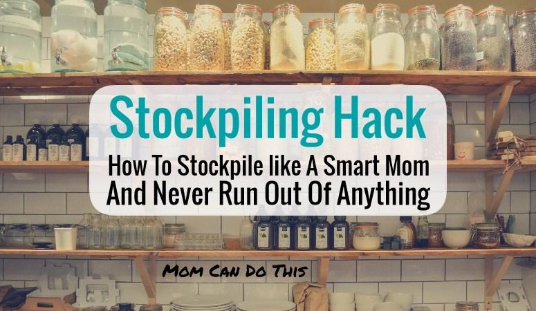 how to stockpile stockpiling hack