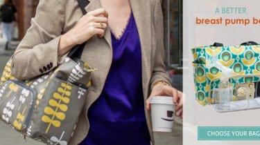 Nurse Purse Breast Pump Bag Giveaway MomCave