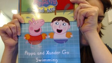 Peppa Pig and Me Personalized Book Penwizard
