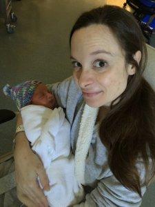 ways to help a new mom nicu newborn