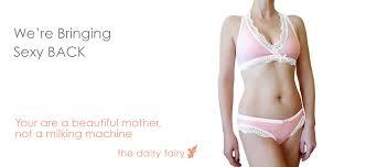 Dairy Fairy Sexy Mom Underwear
