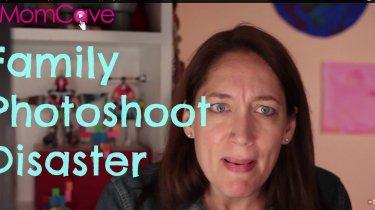 family photo shoot disaster photoshoot nycjenny momcave