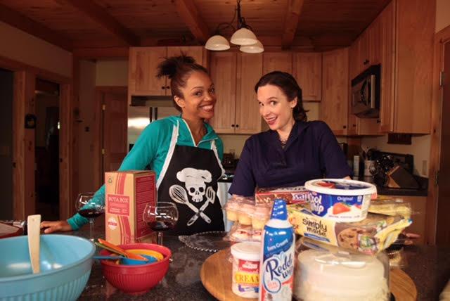 slacker mom's guide to baking