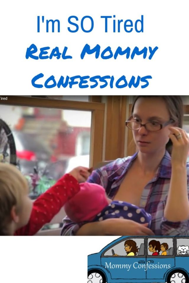 mom exhaustion real mommy confessions momcave jennifer weedon