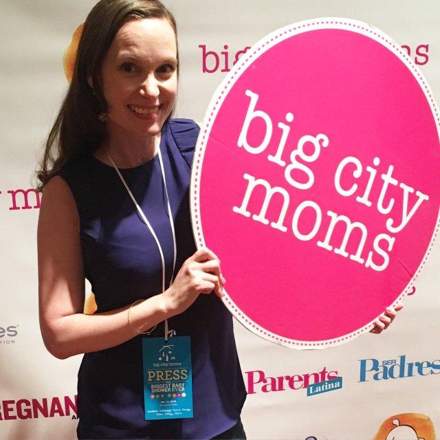 Big City Moms Biggest Baby Shower MomCave Jen