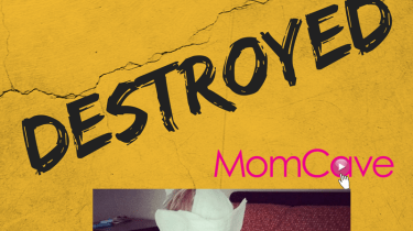 Kids Destroy Things MomCave