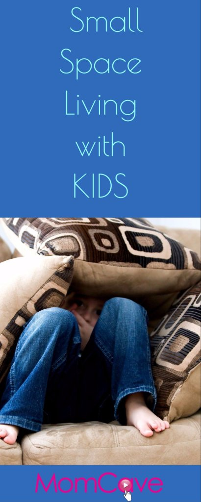Small Space Living with Kids MomCave