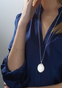 Long Locket by Blue Nile for Mother's Day MomCave
