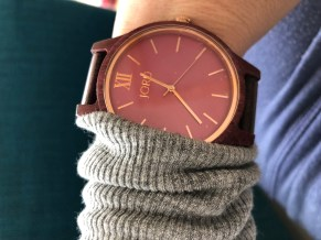 Jorde watch giveaway why moms are late