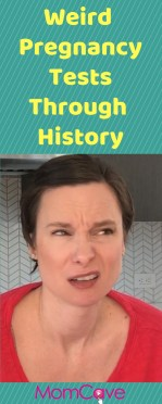 Weird Pregnancy Tests Throughout History