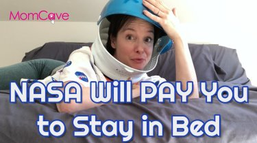 NASA Will Pay You to Stay in Bed