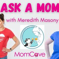 Meredith Masony Interview | Ask a MOM | MomCaveTV