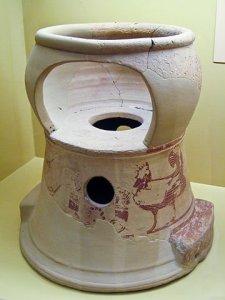 ancient potty for elimination communication technique for babies
