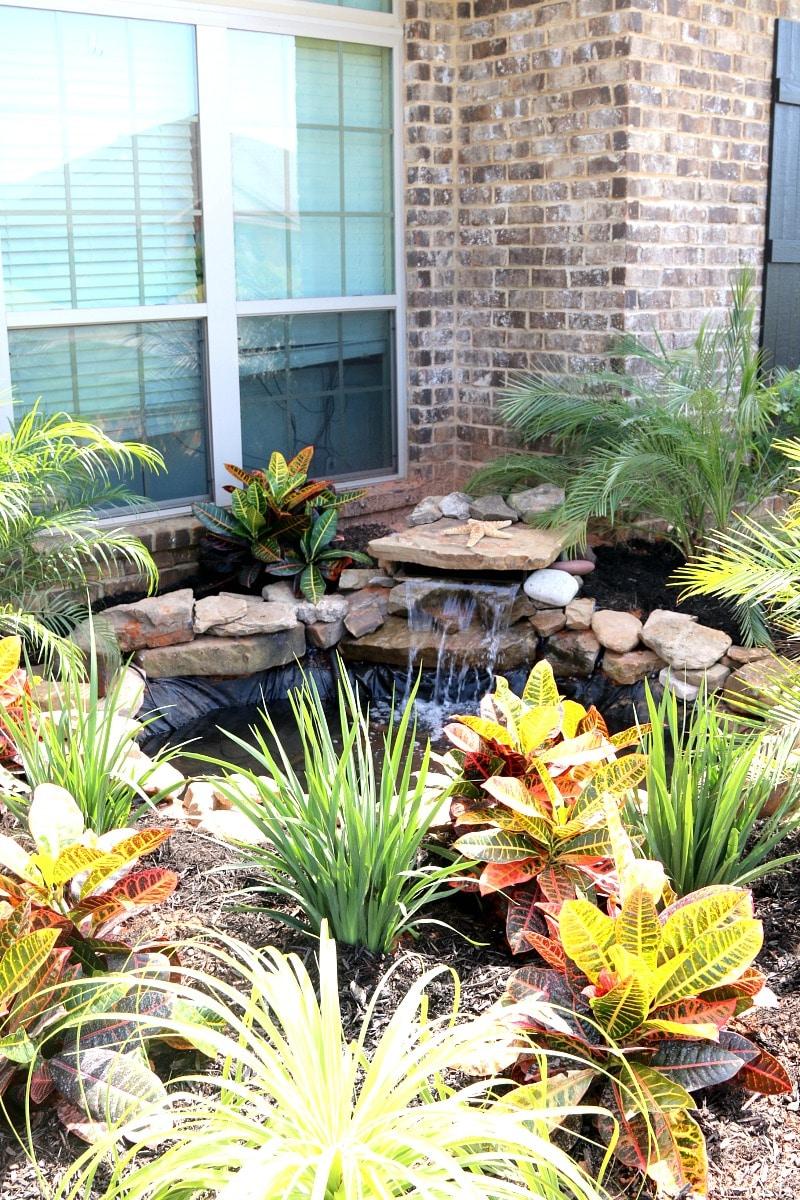 Build a Pond DIY on Front Yard Pond  id=18782