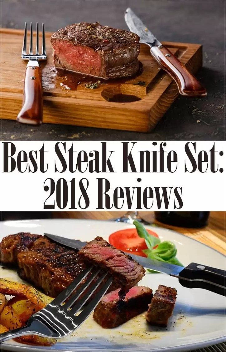 Best Steak Knife Set 2019 Reviews And Buying Guide Momdot