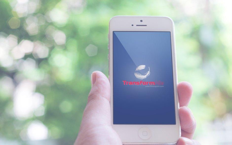 iphone app transformme