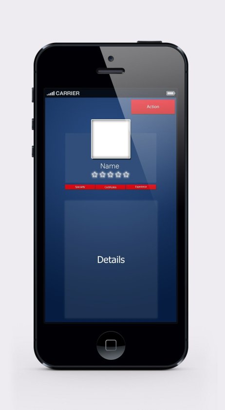 transformme app itrainer details screen 3
