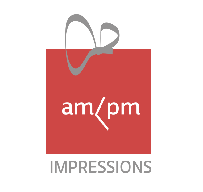 am pm impressions logo design 01 momenarts