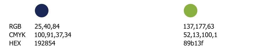 findhostinginfo logo colors