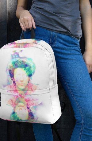 arts lover – colorful – Backpack-2
